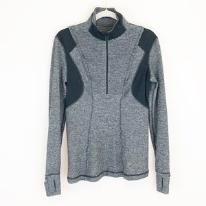 Lululemon Run Your Heart Out Pullover Half Zip